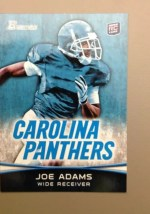 2012 Bowman Joe Adams Sp Variation Rookie RC