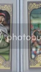 2012 Topps Gypsy Queen Weaver Variation Mini