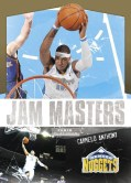 2009/10 Panini Platinum Carmelo Anthony Jam Masters