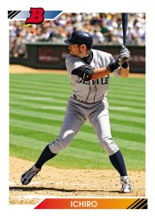 2010 Bowman 92 Throwback Ichiro Insert