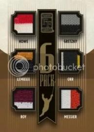 Famous Fabrics 6 Pack Hockey