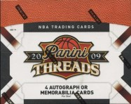 2009/10 Panini Threads Basketball Box