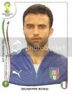 2014 Panini World Cup Soccer Sticker