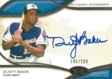 2014 Tier One Dusty Baker Acclaimed Auto