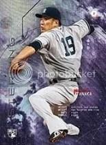 2014 Bowman Sterling Box Topper Tanaka