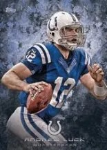 2013 Topps Inception Andrew Luck