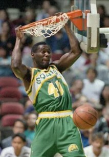 Shawn Kemp Dunk