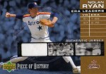 Nolan Ryan Jersey Card