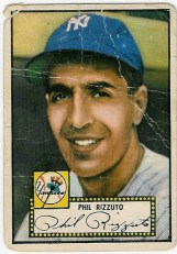 Phil Rizzuto 1952 Topps #11