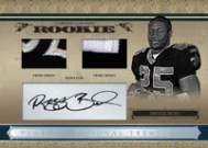 2006 National Treasures Rookie Cards