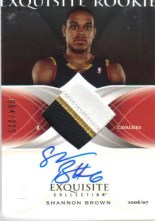 Shannon Brown Exquisite RC