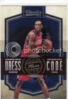 2009/10 Panini Classics Thaddeus Young Dress Code