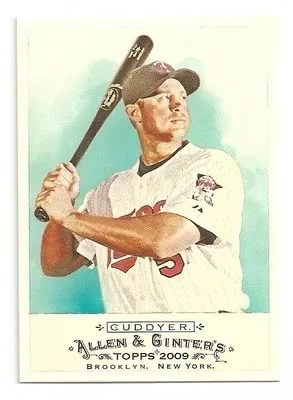 Michael Cuddyer Allen & Ginter
