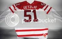Ryan Getzlaf 2010 Team Canada Game Worn Jersey