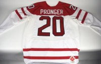 Chris Pronger Canada Jersey