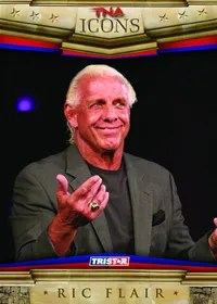 2010 TNA Icons Ric Flair Base Card
