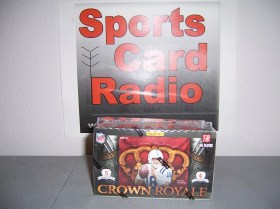 2010 Panini Crown Royale Football Box Break