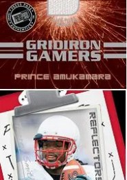 2011 Press Pass Prince Amukamara Jersey Card