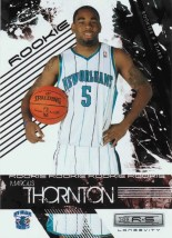 2009 Panini Longevity Marcus Thornton Rookie RC