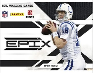 2010 Panini Epix Football Box Checklist