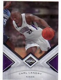 2010/11 Panini Limited Carl Landry Spotlight