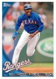 2010 Topps Update Series Vladimir Guerrero Base Card