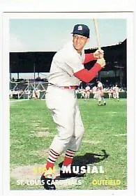 2011 Topps Lost Cards Stan Musial
