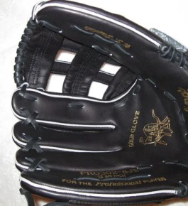 2010 Just Minors Mystery Gamers Glove