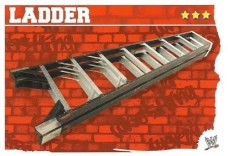 2010 Slam Attax Mayhem Ladder Prop Card