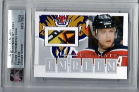 10/11 ITG Ultimate Umblems Pavel Bure