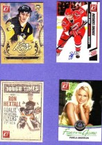 2010/11 Donruss Pamela Anderson Hockey Fans of the Game