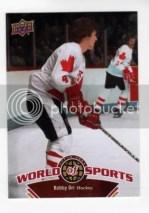 2010 World of Sports Bobby Orr Sp