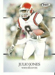 2011 Sage Julio Jones Artistry #43