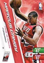 2010-11 Adrenalyn NBA Series 2 Marcus Camby
