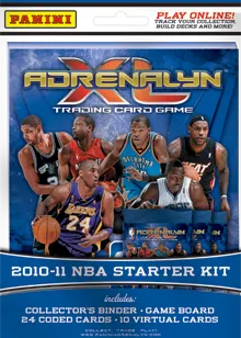 2010/11 Adrenalyn Series 2 Starter Box