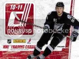 2010/11 Donruss Hockey Box