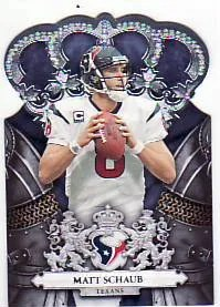 2010 Panini Crown Royale Matt Schaub