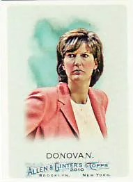 2010 Topps Allen & Ginter Anne Donovan
