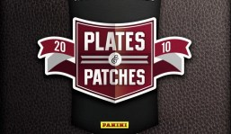 2010 Panini Plates & Patches Football