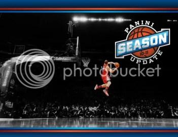 2010-11 Panini Season Update Basketball Box