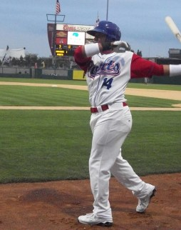 2011 Picture Michael Choice Stockton Ports A+ Minor League
