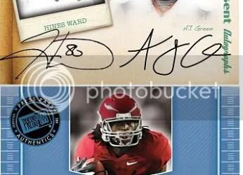 2011 Press Pass Legends Julio Jones Autograph