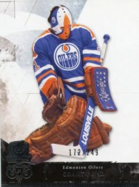 2010-11 UD The Cup Grant Fuhr Base Card /249