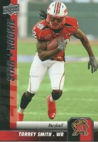 2011 Upper Deck Torrey Smith Rookie RC Rare Sp