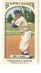 2011 Gypsy Queen Mini Variation Pee Wee Reese