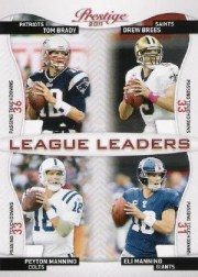 2011 Prestige League Leaders