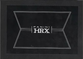 2010-11 Panini HRX Video Trading Card Box