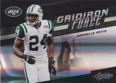 2011 Panini Absolute Darrelle Revis Gridiron Force