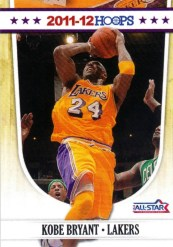 2011-12 Kobe Bryant NBA Hoops All-Star Game Promo