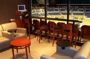 Hockey Luxury Suite